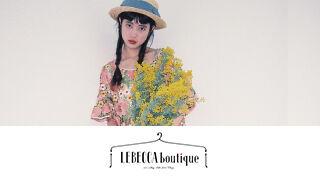 LEBECCA boutique - レベッカ ブティック -