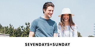 SEVENDAYS=SUNDAY(セブンデイズ サンデイ)
