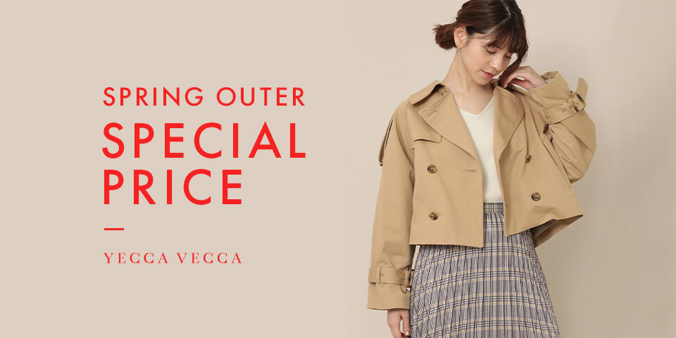 【YCVC】Outer Special price