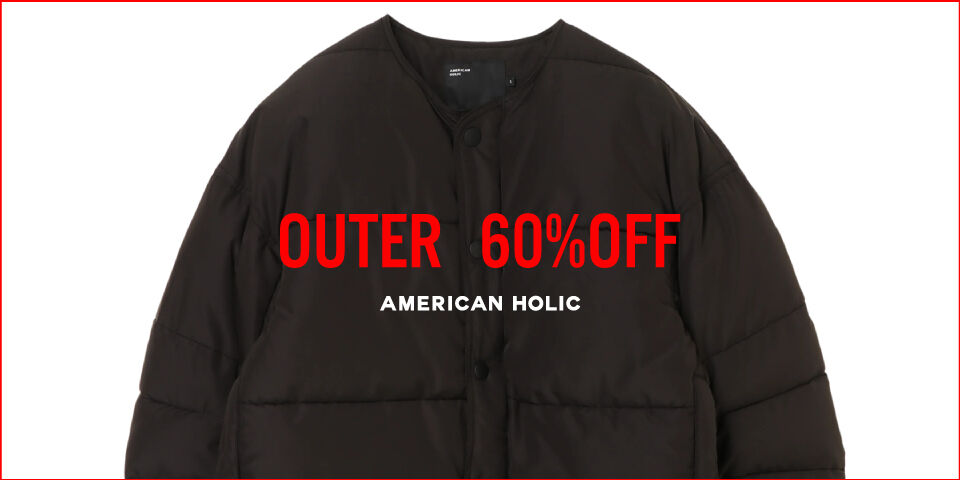 OUTER 60%OFF