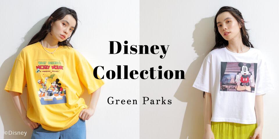 ディズニープリントTシャツ