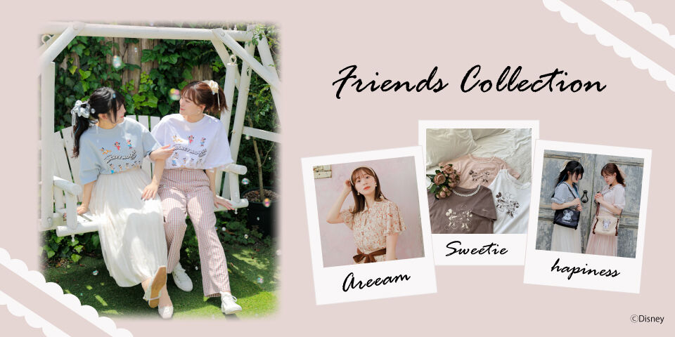 210618_arem_Disney:friends collection