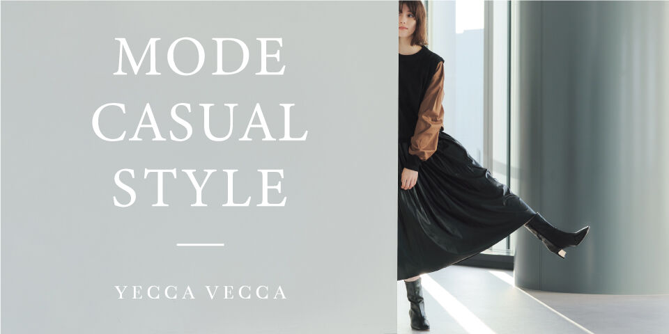 【YCVC】MODE CUSUAL